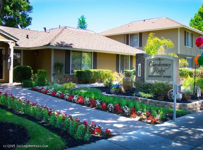 Chardonnay Ridge Apartments In Modesto California