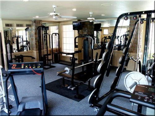 Mandalay Gym