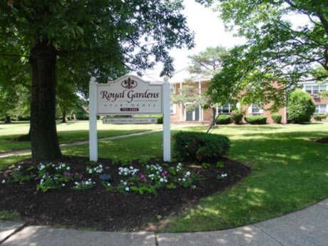 Royal Gardens Apartments In Piscataway New Jersey