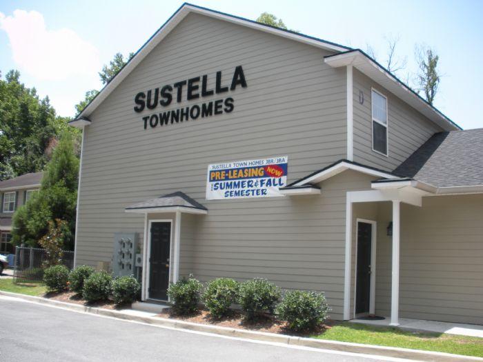Sustella Townhomes Apartments In Valdosta Georgia