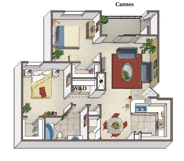 Regatta Apartments: Regatta