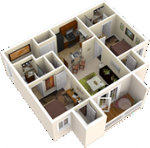 Apartments In Carbondale Il: Reserve At Saluki Pointe