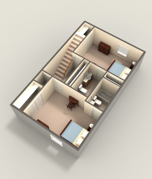 4 Bedroom Lower Level
