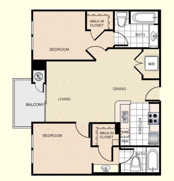 Orsini Apartments Rent Prices