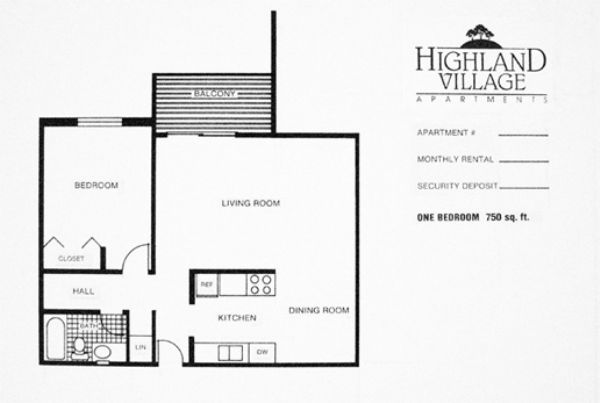 Highland Village Apartments In Duluth Minnesota