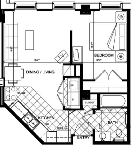 Majestic Loft Apartments: Majestic Loft Apartments In Milwaukee, Wisconsin