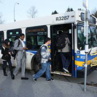 Tips for taking the bus