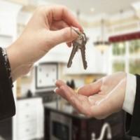 keys to apartment