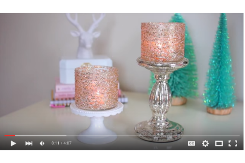 Winter DIY Decor for Your Student Apartment!