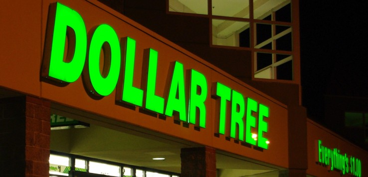 Dollar Store Decorating