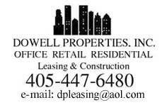 Dowell Properties, Inc. Apartments