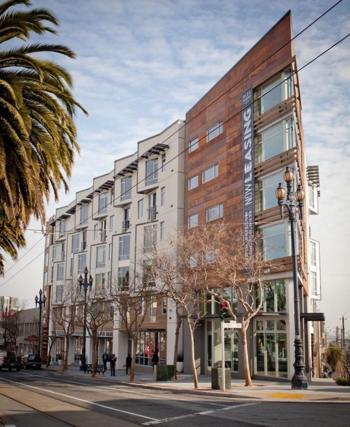 Apartments In San Fran: 2175 Market Street Apartments In San Francisco, California
