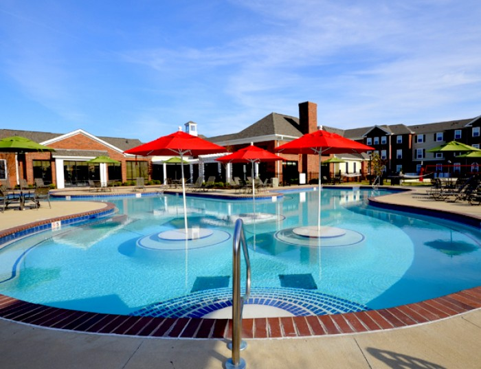 The province louisville apartments in louisville kentucky - University of louisville swimming pool ...