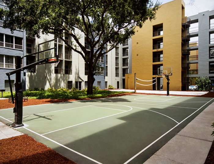 Avalon Heights apartments in Tampa, Florida