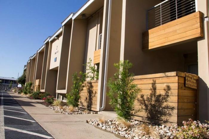 Eagle Creek Apartments In Denton Texas