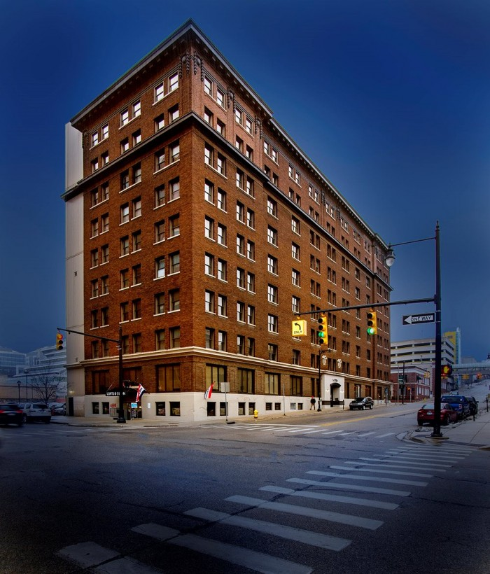 The Grand Apartments: The Lofts At 5 Lyon Apartments In Grand Rapids, Michigan
