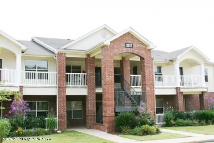 Southern View Apartments In Fayetteville Arkansas