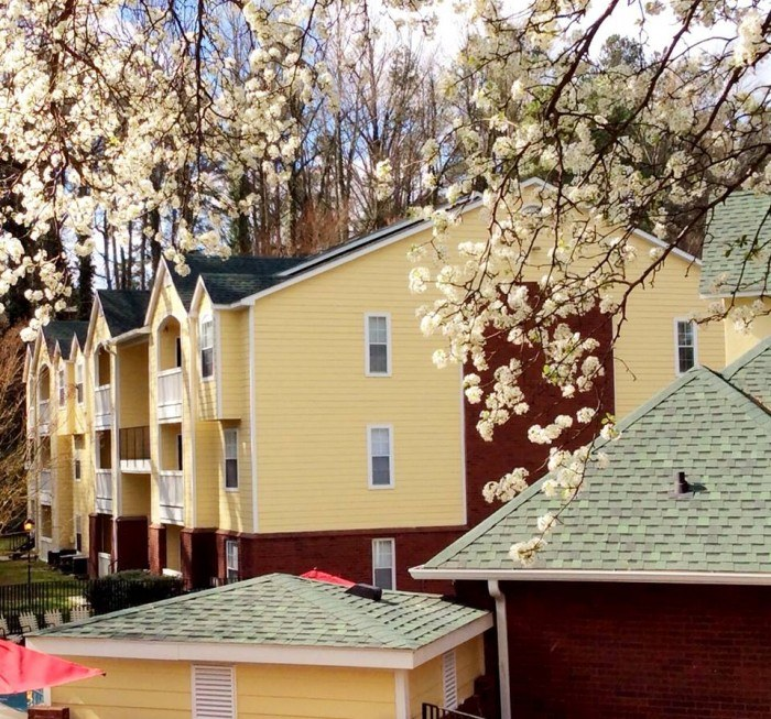 Cheap Apartments In Atlanta: Morgan Place Apartments In Atlanta, Georgia
