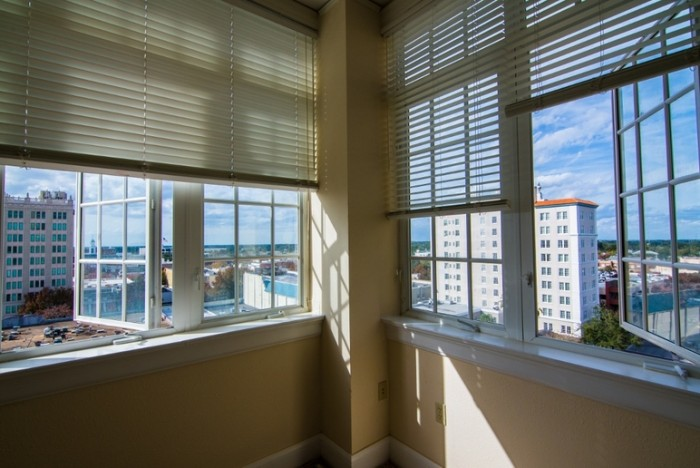Lake Mirror Tower apartments in Lakeland, Florida