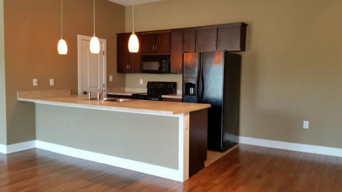 Midtown Lofts apartments in Bloomington, Indiana