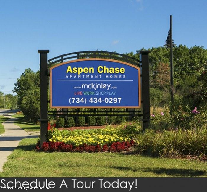 Aspen Chase Apartments In Ypsilanti, Michigan