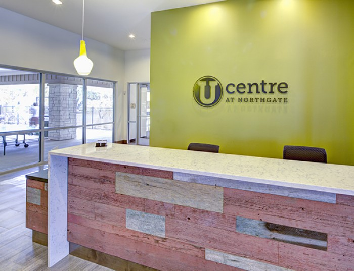 U Centre At Northgate Apartments In College Station Texas