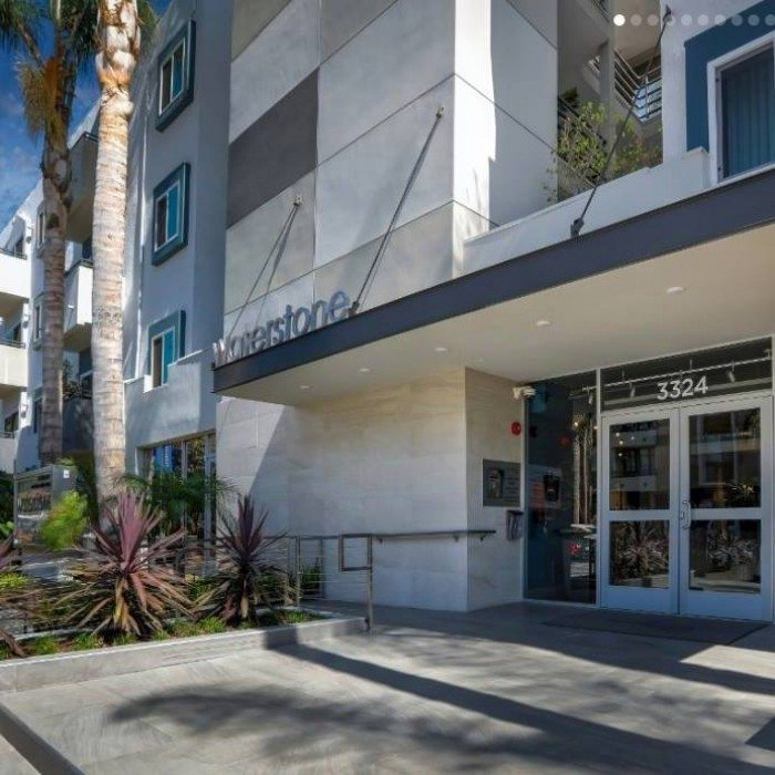 Waterstone at Metro apartments in Los Angeles, California