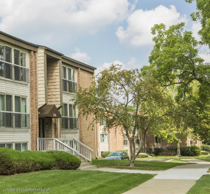 Glencoe Hills Apartments In Ann Arbor, Michigan