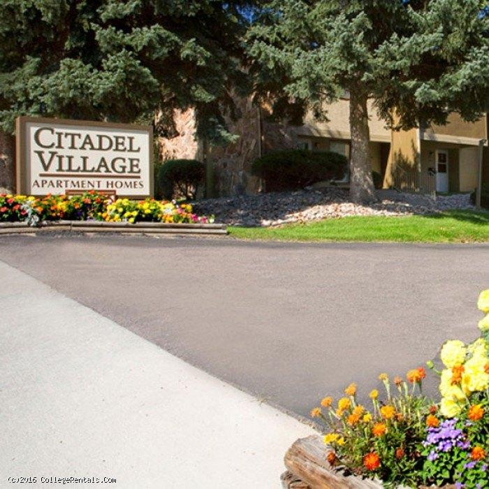 One Bedroom Apartments In Colorado Springs: Citadel Village Apartments In Colorado Springs, Colorado