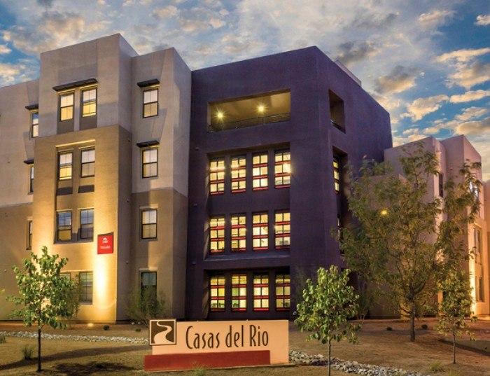 Casas Del Rio Apartments In Albuquerque New Mexico