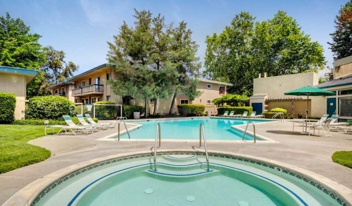 Parkside Apartments In Davis California