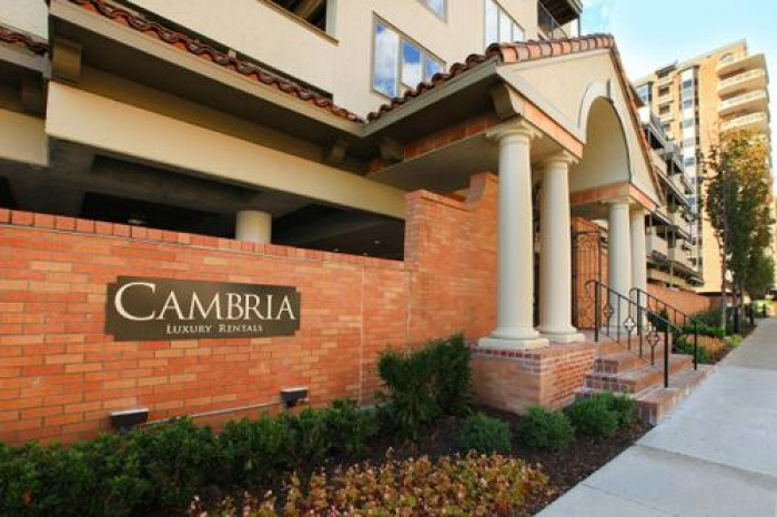 Cambria apartments in Kansas City, Missouri