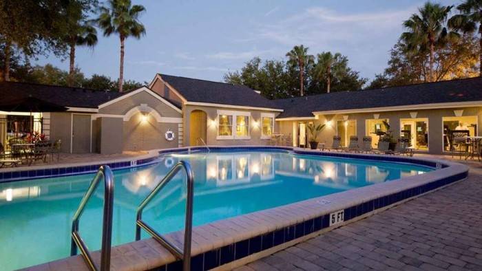 The Woodlands apartments in Orlando, Florida