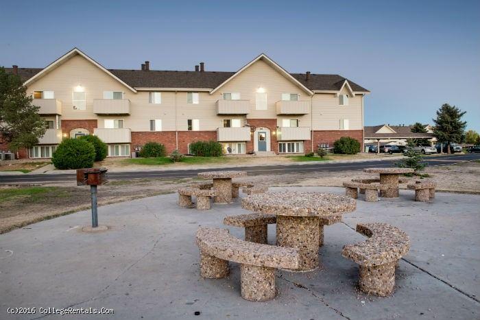 Aurora Meadows Apartments In Aurora Colorado