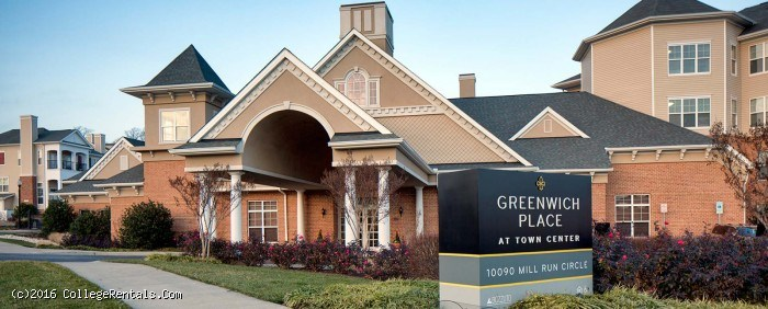 Greenwich Place Apartments In Owings Mills Maryland