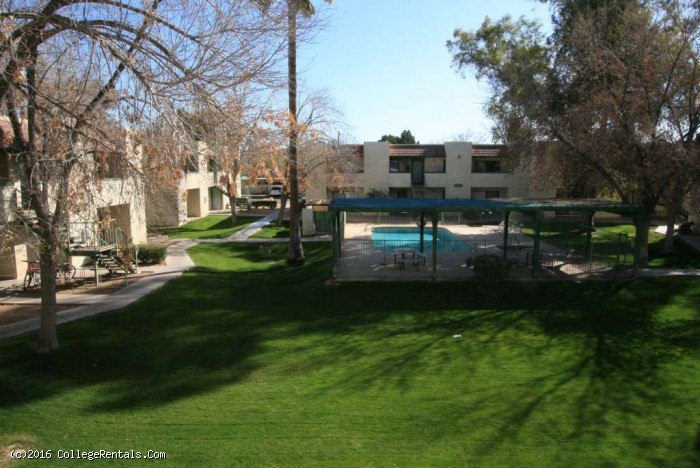 butterfield park apartments in tempe arizona