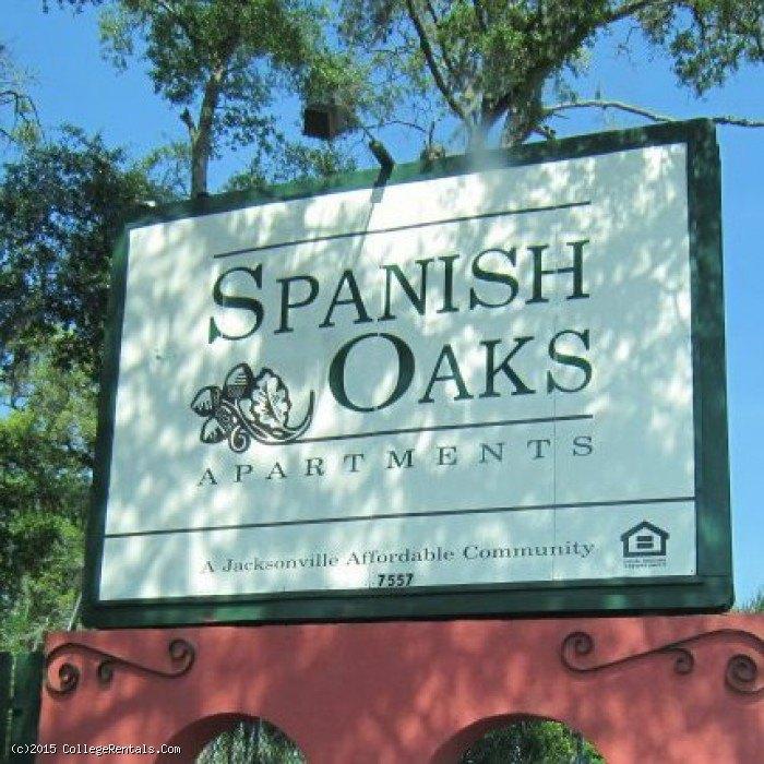 Spanish Oaks Apartments In Jacksonville, Florida