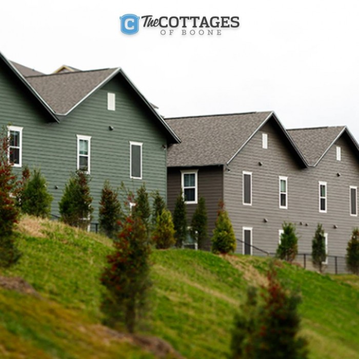 North Carolina Apartments: The Cottages Of Boone Apartments In Boone, North Carolina