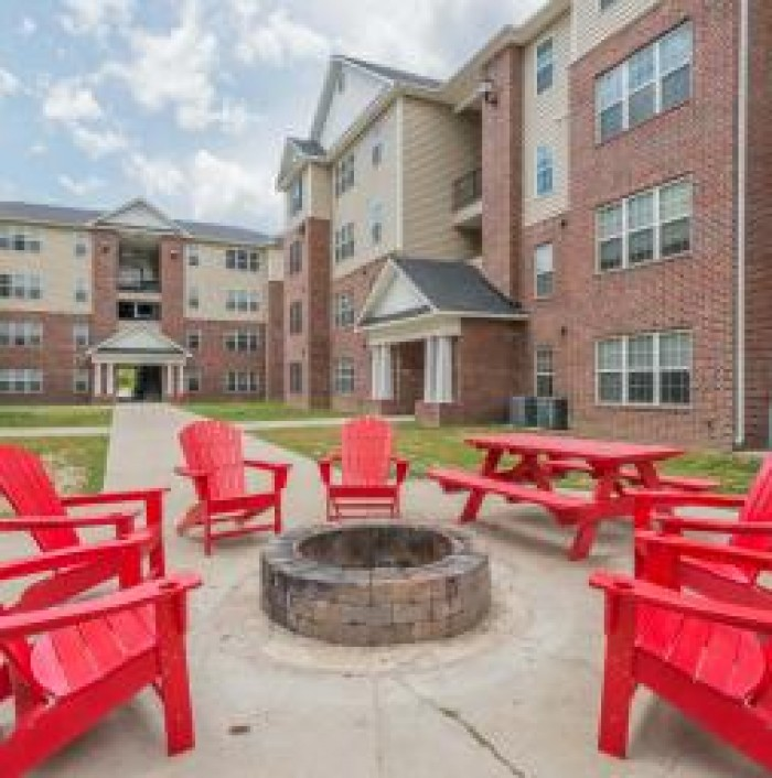 The Grove Ames apartments in Ames, Iowa