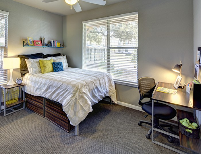 U Centre at Northgate apartments in College Station, Texas