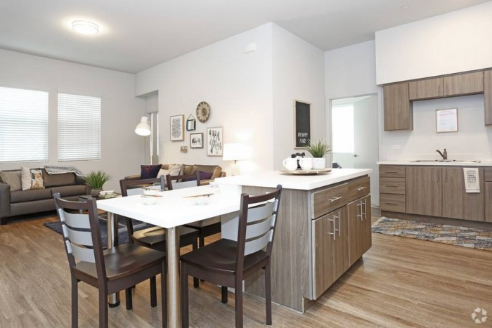Post on Nord apartments in Chico, California