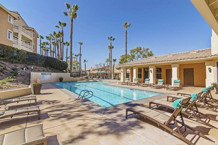 Sofi Canyon Hills apartments in San Diego, California