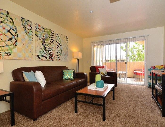 Aztec Corner apartments in San Diego, California