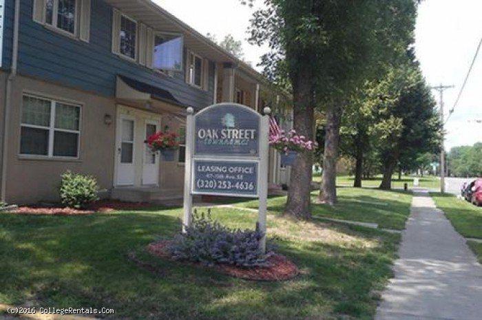 Oak street townhomes apartments in st cloud minnesota - 1 bedroom apartments in st cloud mn ...