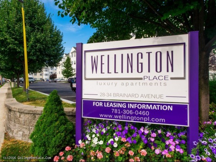 Wellington Place Medford apartments in Medford, Massachusetts