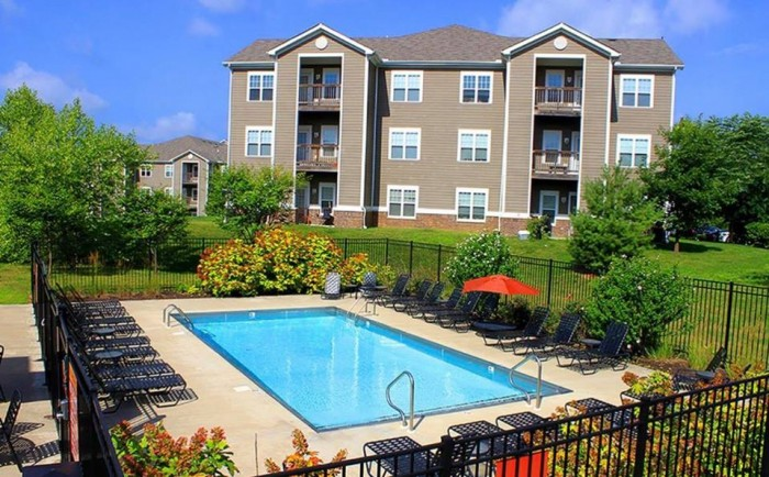 The Stratum at Indiana - College Student Living