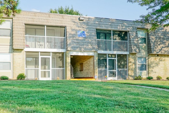 Baker Crossing Apartments In Virginia Beach Virginia