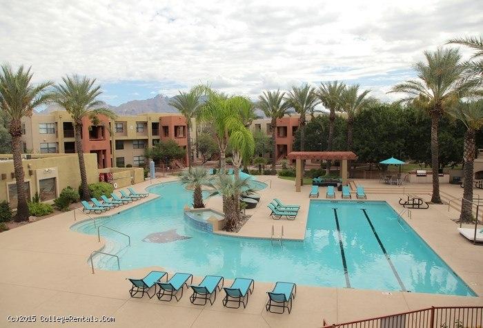 NorthPointe apartments in Tucson, Arizona