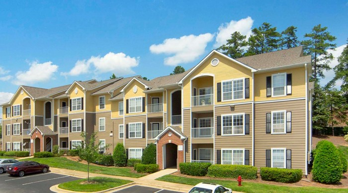 The Belmont Apartments In Durham North Carolina