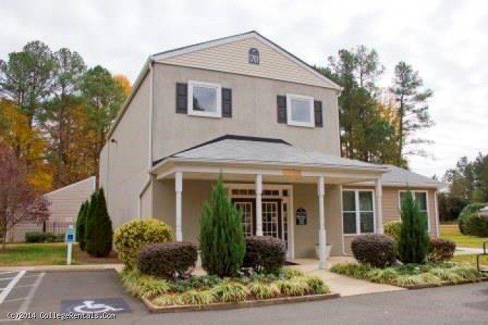 Hawthorne North Park Apartments In Durham North Carolina